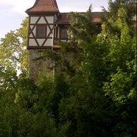 Photo taken at Burg Neuhaus by Waldheins on 9/4/2011