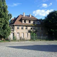 Photo taken at Bahnhof Wünsdorf-Waldstadt by Michael G. on 7/22/2012