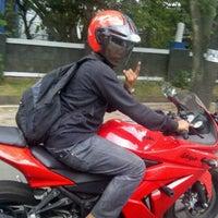 Photo taken at Kantor samsat pekanbaru by Sandro H. on 9/20/2011