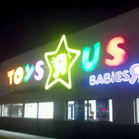 """Photo taken at Toys""""R""""Us by Johnnie V. on 12/24/2011"""