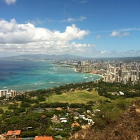 Photo taken at Diamond Head State Monument by Vanessa W. on 8/30/2012
