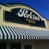Photo taken at Perkins Restaurant & Bakery by VazDrae L. on 1/8/2012
