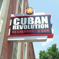 Photo taken at Cuban Revolution by Dean P. on 5/2/2012