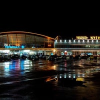 Photo taken at Terminal B by Leonid on 9/2/2012