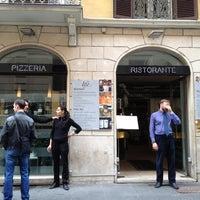 Photo taken at Ristorante Roma Life by Olga T. on 5/7/2012
