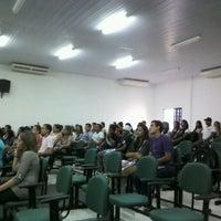 Photo taken at UFMA - Universidade Federal do Maranhão by Márcio B. on 3/9/2012