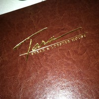 Photo taken at Tara Steak & Lobster House by Eric C. on 5/15/2012