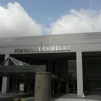Photo taken at Osaka International House by ジャージャー on 4/23/2012