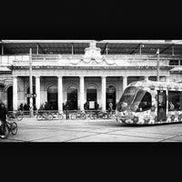 Photo taken at Gare SNCF de Montpellier Saint-Roch by Joscelin S. on 5/26/2012