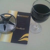 Photo taken at Rheingold Riverside Bar & Restaurant by Anna N. on 5/26/2012