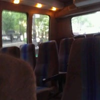Photo taken at IKEA Borough Hall Shuttle by Tiffany P. on 6/13/2012