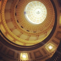 Photo taken at Colorado State Capitol by Jon S. on 3/14/2012