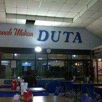Photo taken at Rumah Makan Duta 1 by irdha s. on 8/27/2012