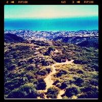 Photo taken at Temescal Canyon by K B. on 8/19/2012