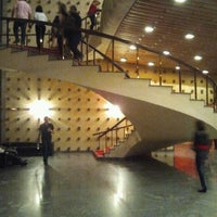 Photo taken at Teatro Guaíra by Fabricio O. on 9/2/2012