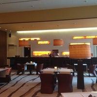 Das Foto wurde bei Sheraton Berlin Grand Hotel Esplanade von Mark B. am 8/18/2012 aufgenommen