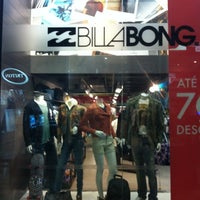 Photo taken at Billabong Store by su08 on 5/24/2012