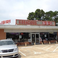 Photo taken at Bodacious BBQ by Mike C. on 8/8/2012