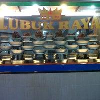 Photo taken at RM Lubuk Raya by awwa on 6/17/2012