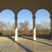 Photo taken at Ault Park by Gina S. on 3/10/2012