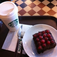 Photo taken at Starbucks Reserve by Begüm N. on 4/1/2012