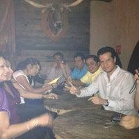 Photo taken at Bandidas Bar by Sergio M G. on 8/24/2012
