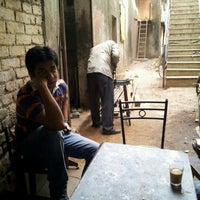 Photo taken at Ungrumpy Aunty Tea Corner by Bharat R. on 4/30/2012