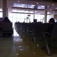 Photo taken at Prince Nayef Bin Abdulaziz International Airport (ELQ) by iSalo7e on 7/11/2012
