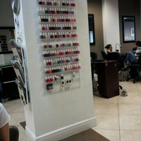 Photo taken at Asian Nails by Heartz T. on 7/11/2012
