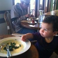 Photo taken at M Café by Ann M. on 4/21/2012