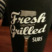 Photo taken at Penn Station East Coast Subs by Eric B. on 8/30/2012