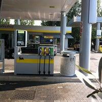 Photo taken at Eni station by Teresa L. on 5/30/2012