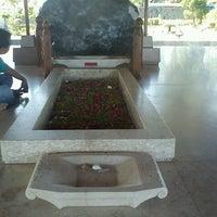 Photo taken at Makam Proklamator Bung Karno by Arif H. on 8/18/2012