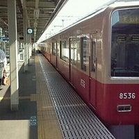 Photo taken at Hanshin Amagasaki Station (HS09) by あらたか on 10/18/2011