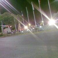 Photo taken at Redoma Las Banderas by Kenny Q. on 12/24/2011