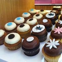 Photo taken at Kara's Cupcakes by Bill H. on 10/8/2011