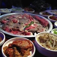 Photo taken at Gen Korean BBQ House by Jaffline L. on 6/9/2012