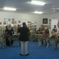 Photo taken at Courteous Canine, Inc. DogSmith of Tampa by Thomas M. on 4/3/2011