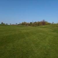 Photo taken at Golfanlage Schloss Nippenburg by Kerstin R. on 4/9/2011