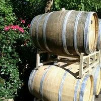 Photo taken at Tarara Winery by Helen G. on 10/8/2011