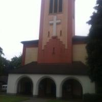 Photo taken at Matthäuskirche by Andreas on 6/21/2012