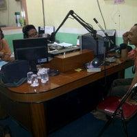 Photo taken at 97.9. FM  Pamenang by Idris H. on 1/12/2012