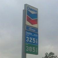 Photo taken at Chevron by Corey P. on 11/14/2011