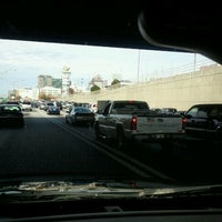 Photo taken at I-85 & Peachtree St NW by Dewayne S. on 11/13/2011