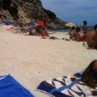 Photo taken at Spiaggia dei Gabbiani by Daniele M. on 7/30/2011