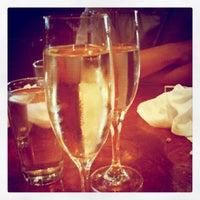 Photo taken at Absinthe Brasserie & Bar by Samantha K. on 1/25/2012