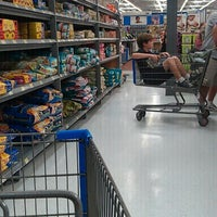 Photo taken at Walmart Supercenter by Road Warrior on 9/24/2011