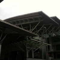 Photo taken at JB Sentral - City Square Bridge by Ayrton Mark W. on 8/29/2012