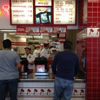 Photo taken at In-N-Out Burger by Mike G. on 6/18/2012