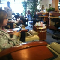 Photo taken at World Nails by Dustyn F. on 6/18/2012